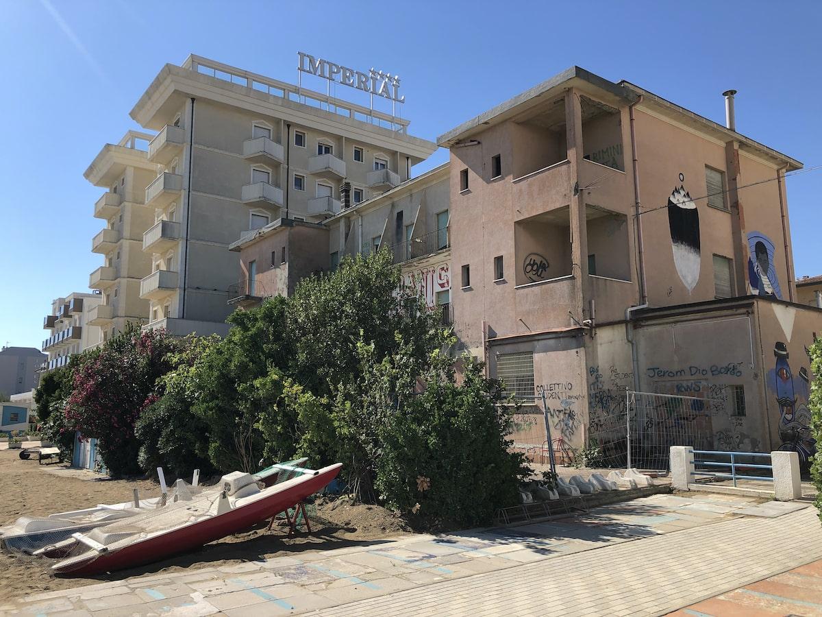 Ruderi e speranze: Rimini deve tornare a giocare nella serie A del turismo
