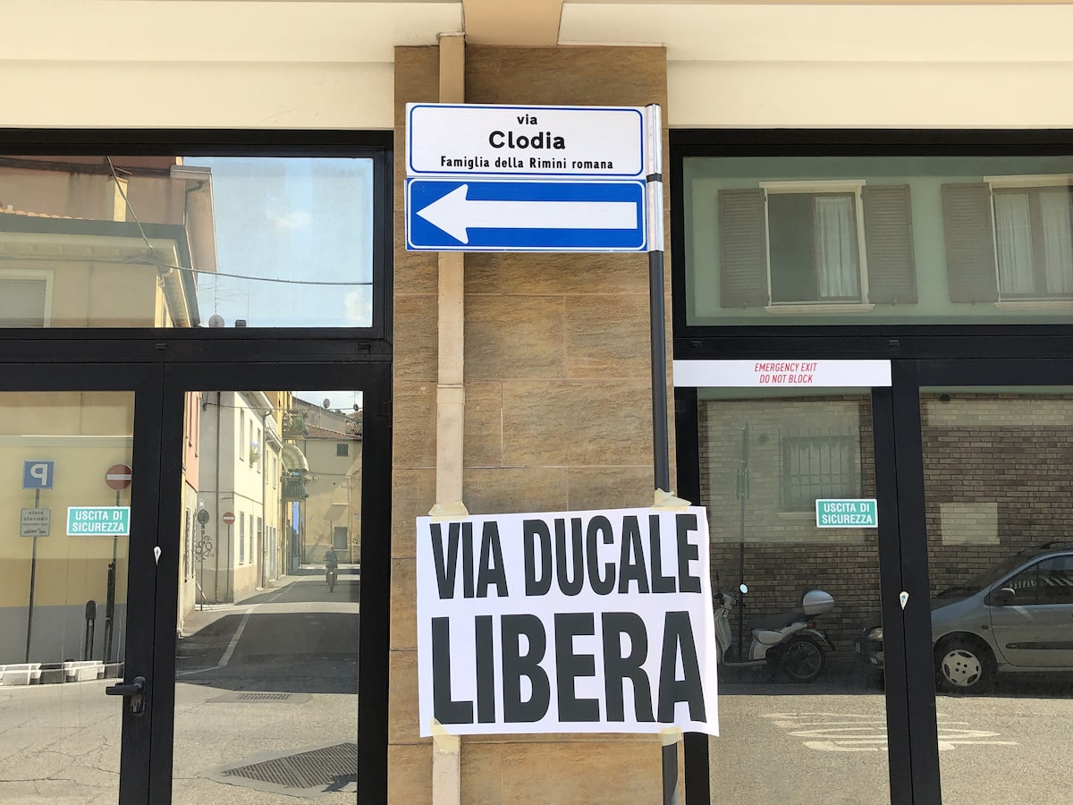 La rivolta di via Ducale
