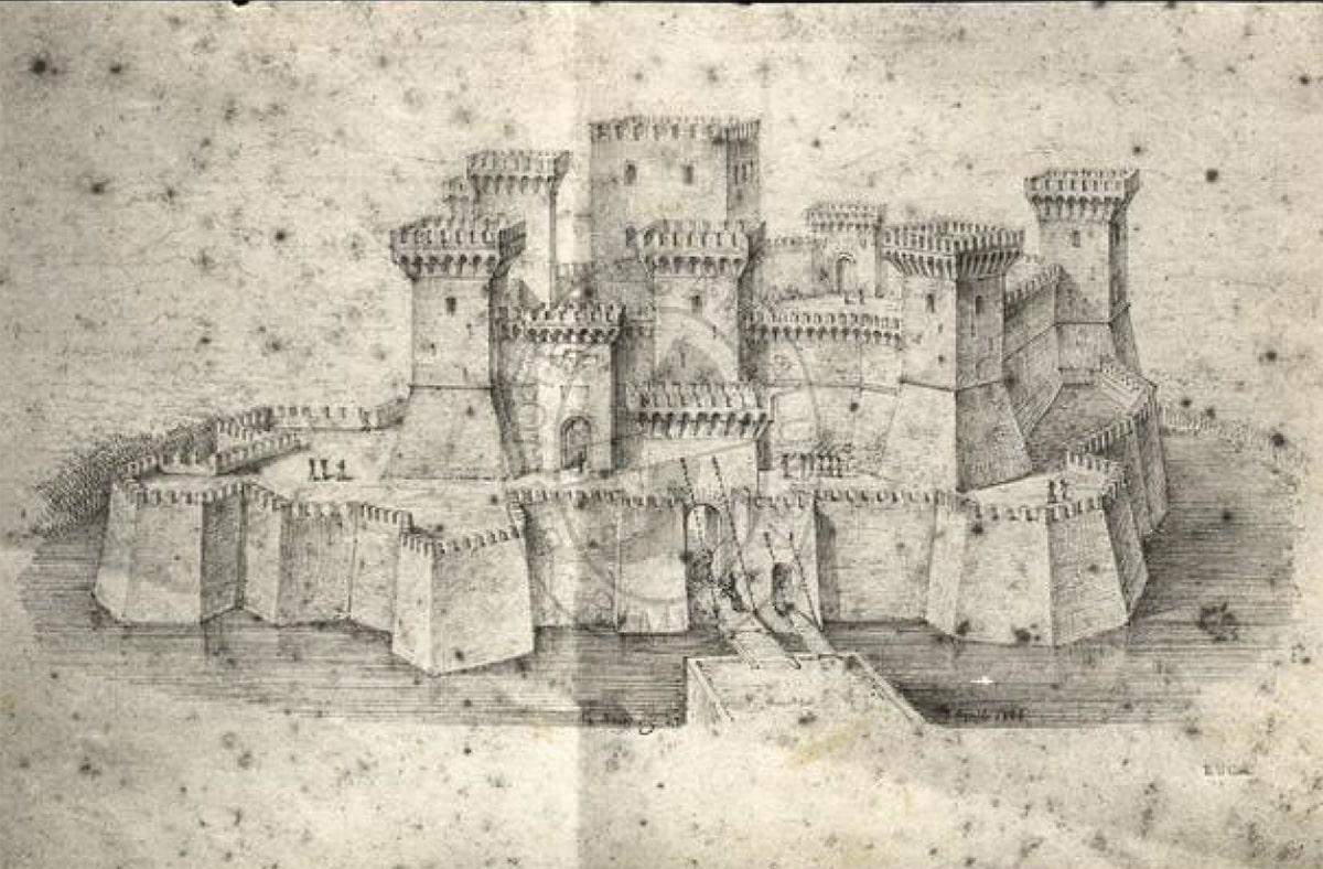 Filippo Brunelleschi e il viaggio verso Rimini