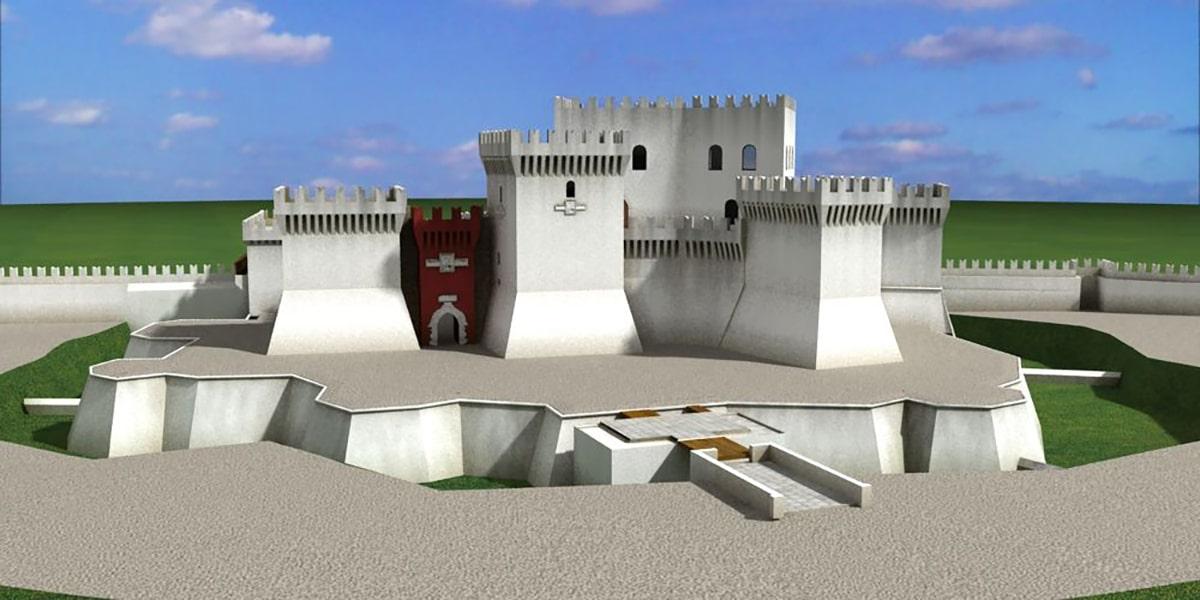 Il Castello sepolto, la bellezza «mai vista da alcun riminese vivente»