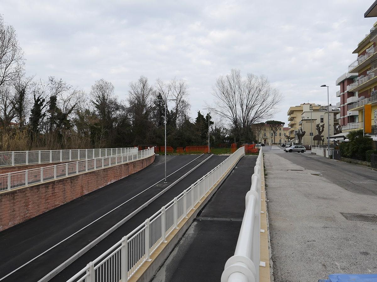 Il nuovo sottopasso di viale Portofino e la viabilità da gioco dell'oca rifilata a Marebello