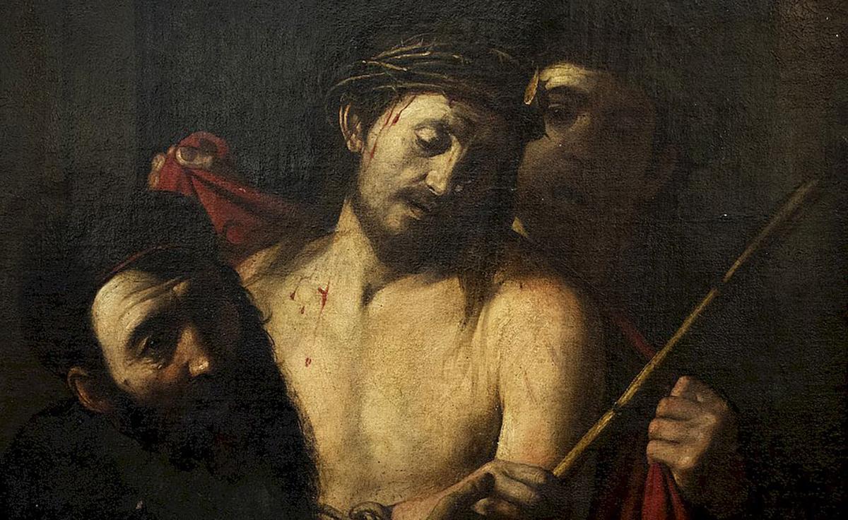 Massimo Pulini mette a segno un altro «colpo» su Caravaggio