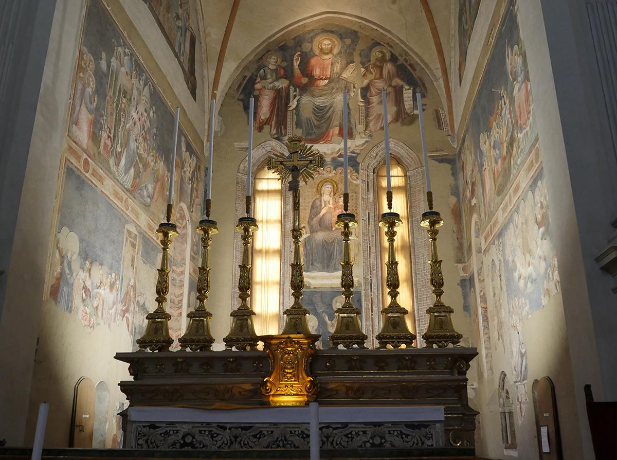 La chiesa di Sant'Agostino regala nuovi tesori