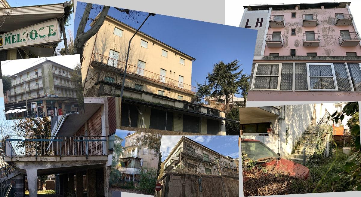 Città turistica da ripensare: a Rimini sono stati chiusi 500 alberghi
