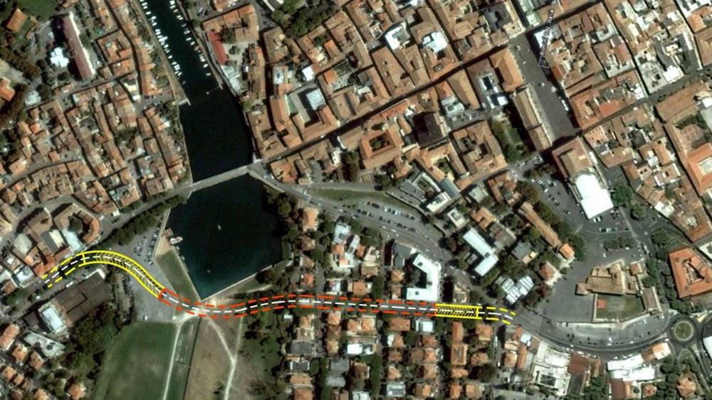 Via Ducale e porta Galliana: i problemi della viabilità figli del tunnel mancato