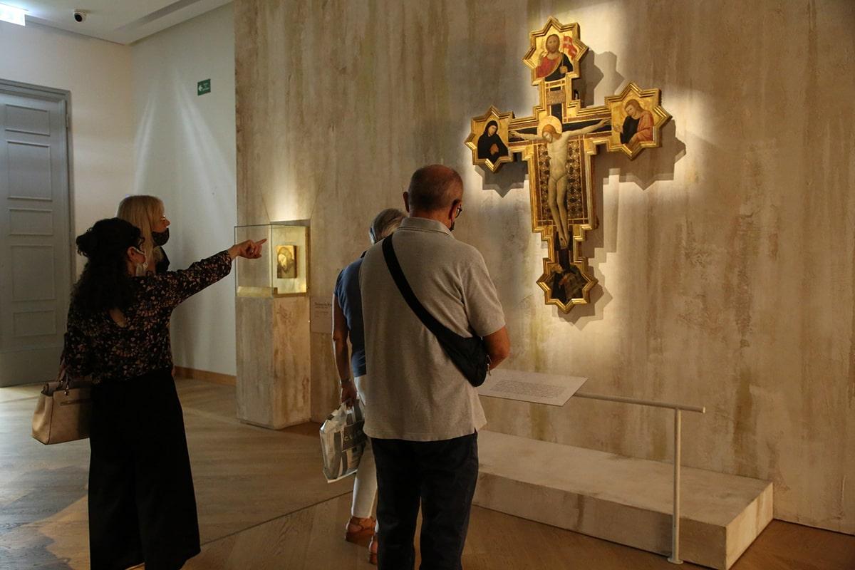L'oro di Giovanni: una mostra  piccola, grandiosa, riminese ed europea